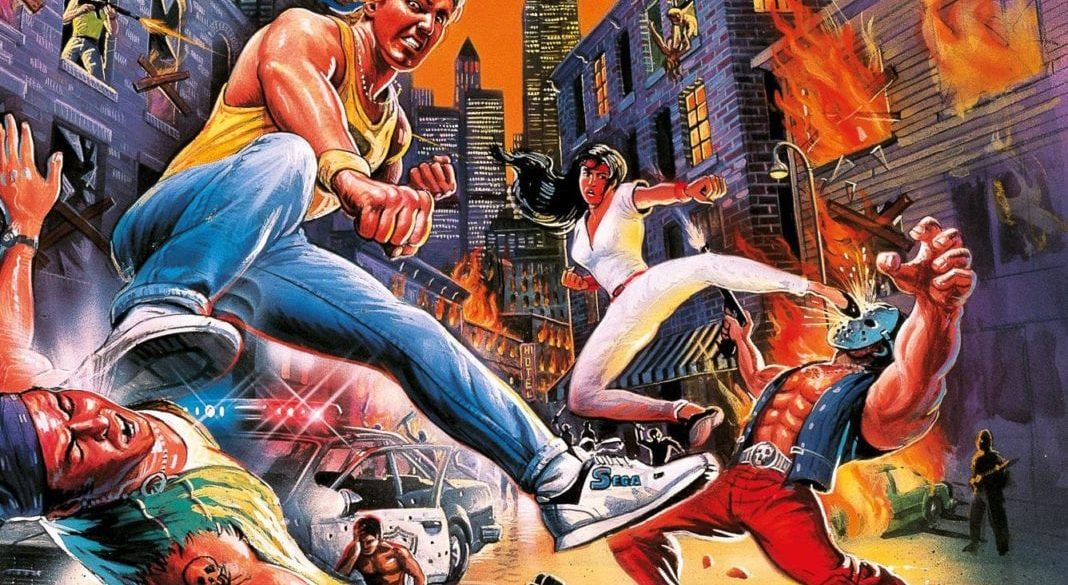 streets of rage retroheadz