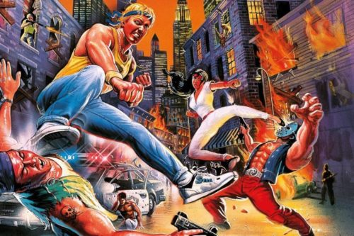 streets of rage retroheadz