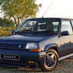 cars of the 80's Renault 5