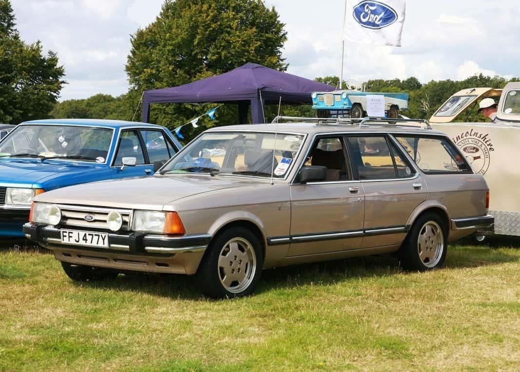Ford Granada & Family Favourites: The Iconic British Schoolrun Cars of the 80u0027s ... markmcfarlin.com