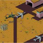 desert strike airfields
