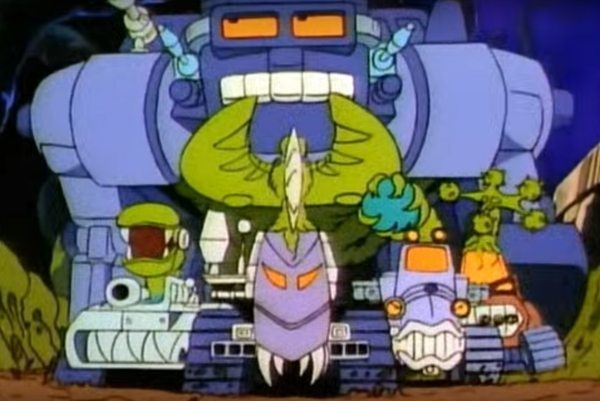 The Awesome Cartoon Vehicles Of The 80 S 90 S We All Wanted