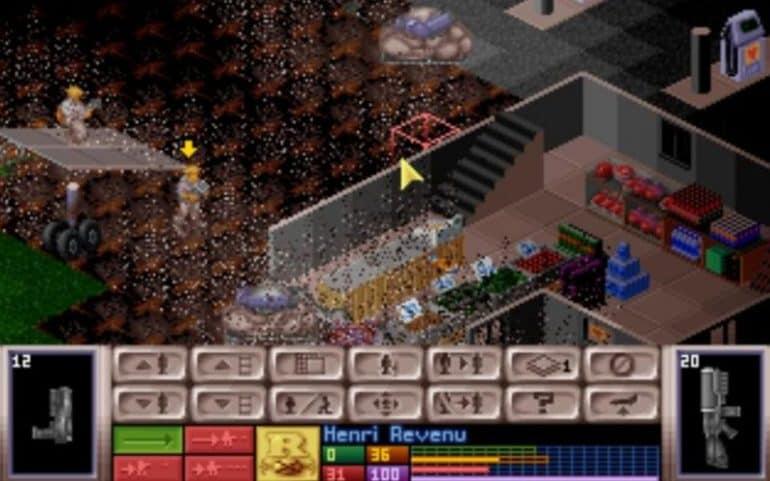 ufo enemy unknown strategy games