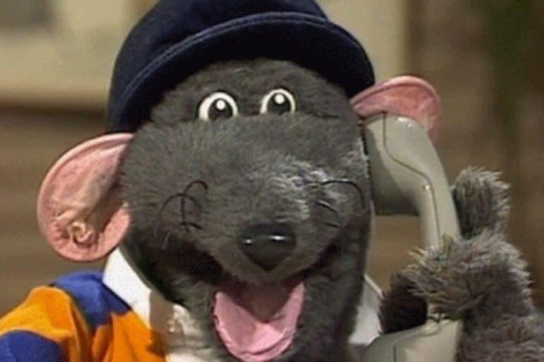 retroheadz roland the rat