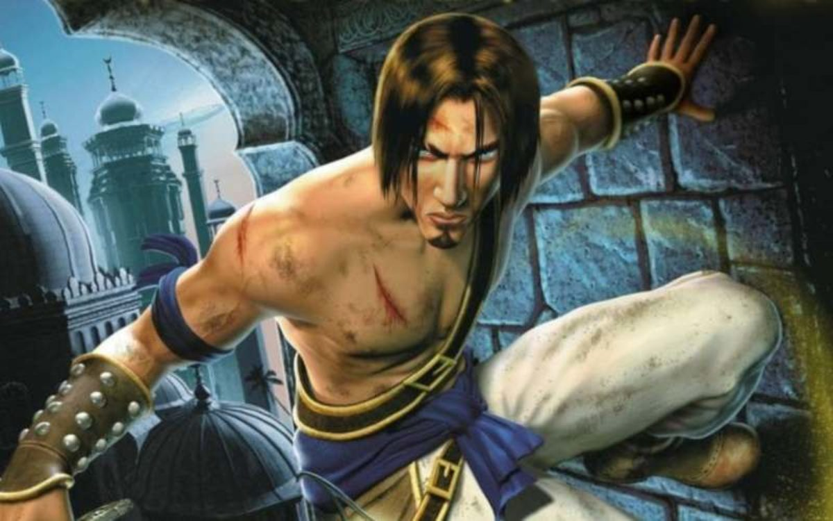 Prince Of Persia The Sands Of Time Playstation 2 Review