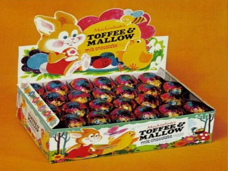 Rowntree's Toffee & Mallow Eggs