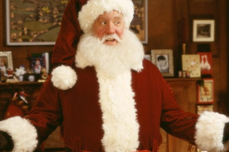 Classic christmas movies the santa clause