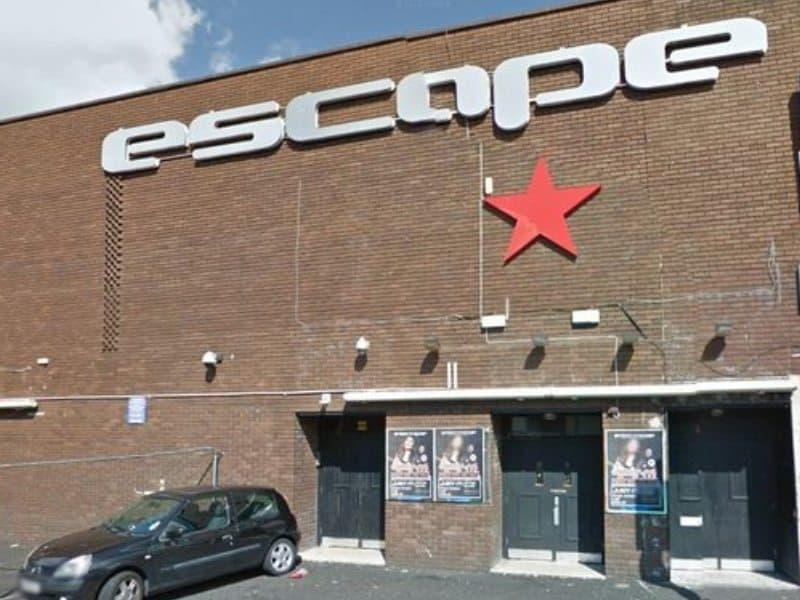 Escape club - Swansea