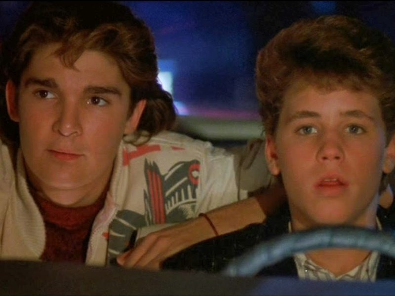 car movies - license to drive