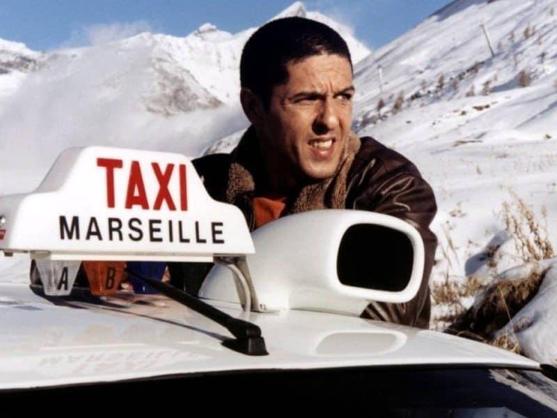 car movies - taxi