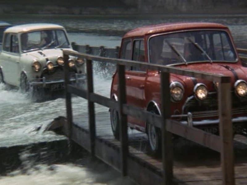 car movies - the italian job