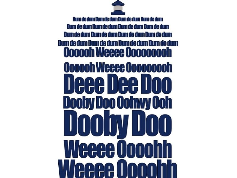 classic tv - doctor who theme tune