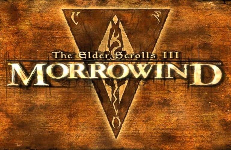 Elder scrolls morrowind