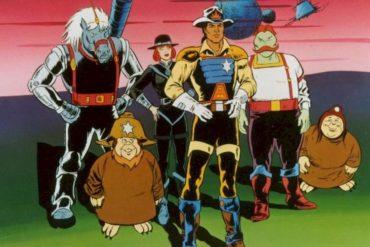 bravestar 80's cartoon