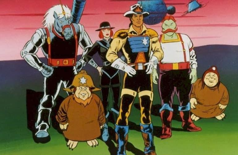 bravestarr 80's cartoon