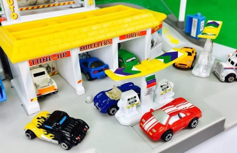 micro machines cars