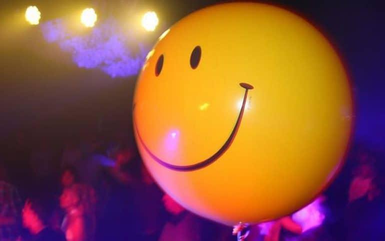 Rave Smiley