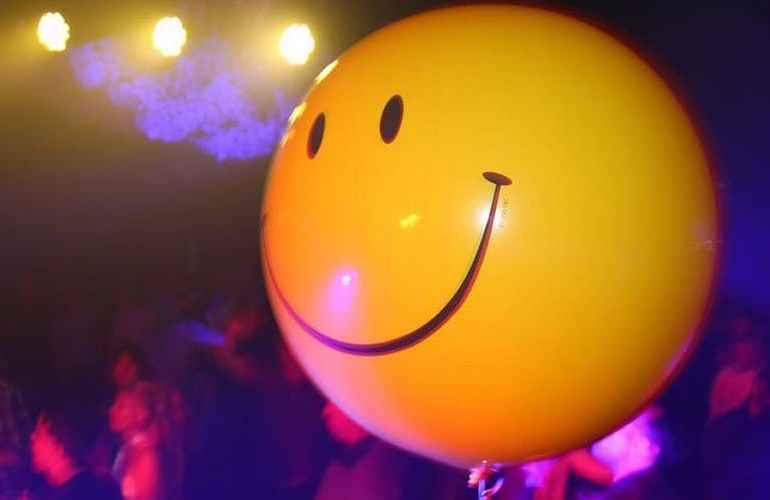 Rave Smiley
