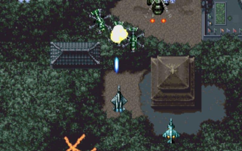 aero fighters 2 neo geo