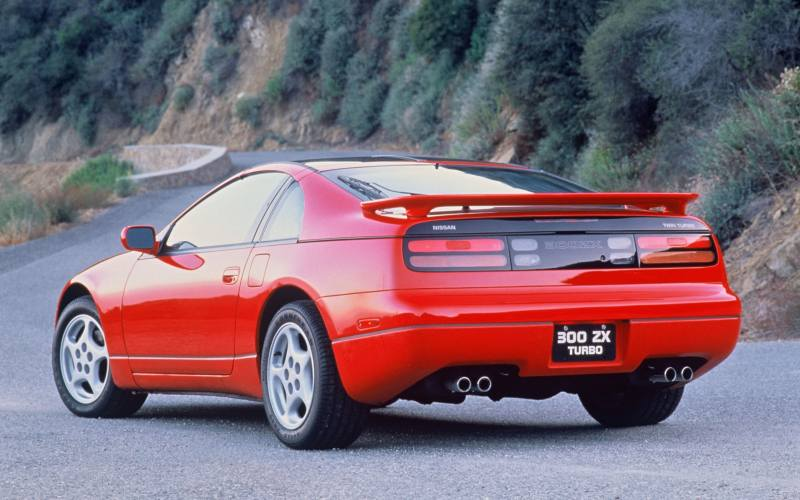 300zx twin turbo