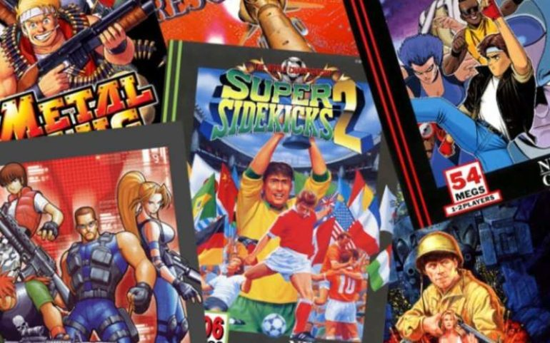 best neo geo games for non fighting fans