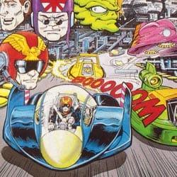 f-zero jap artwork