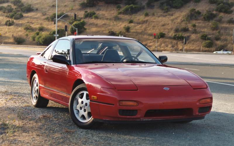 nissan 200sx cars of 1989