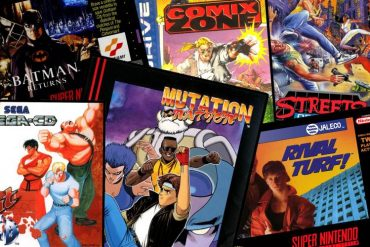 16 bit side scrolling beat 'em up classics
