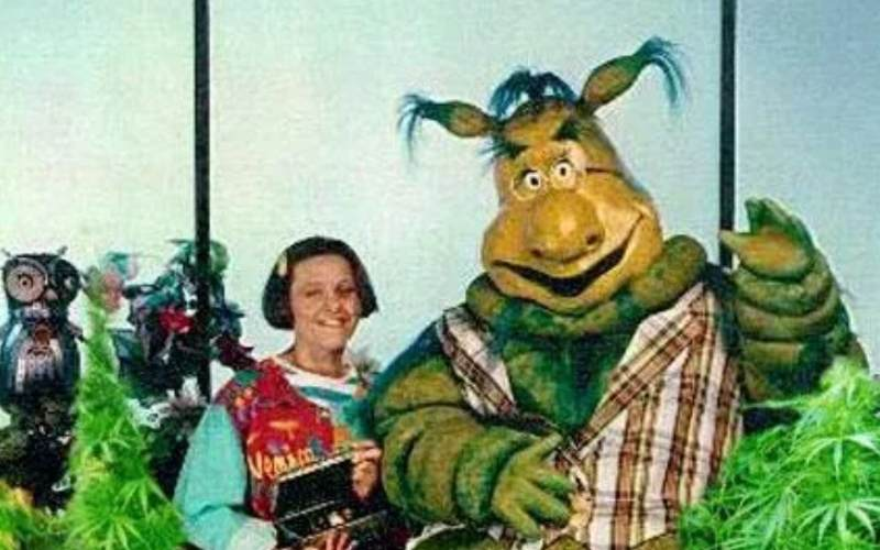 greenclaws 80s kids tv