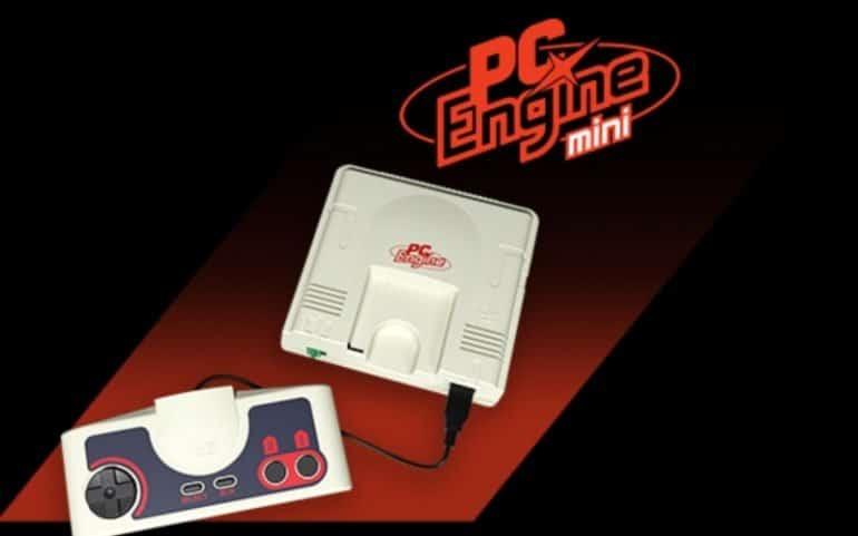 Konami is Bringing Out The PC Engine/TurboGrafx Mini