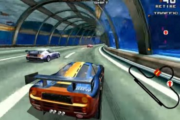 scud race arcade racing game