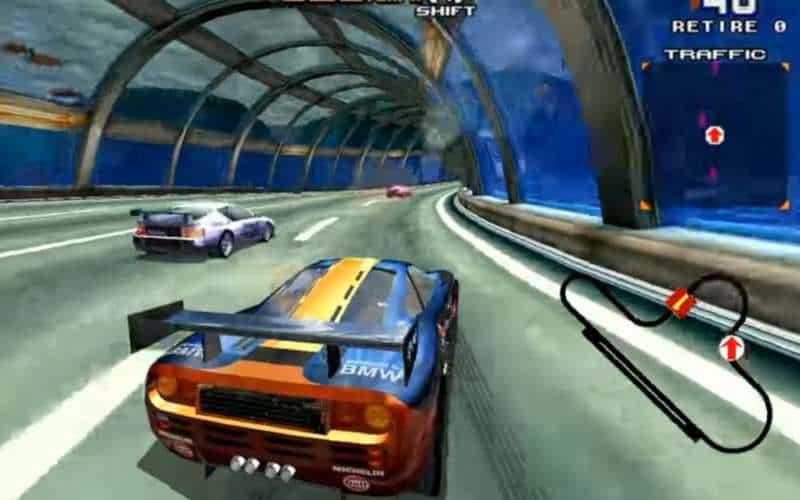 scud race arcade racing game