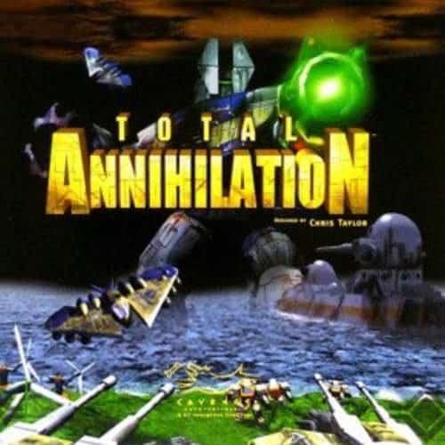 total annihilation cover