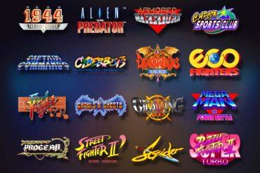 capcom home arcade games