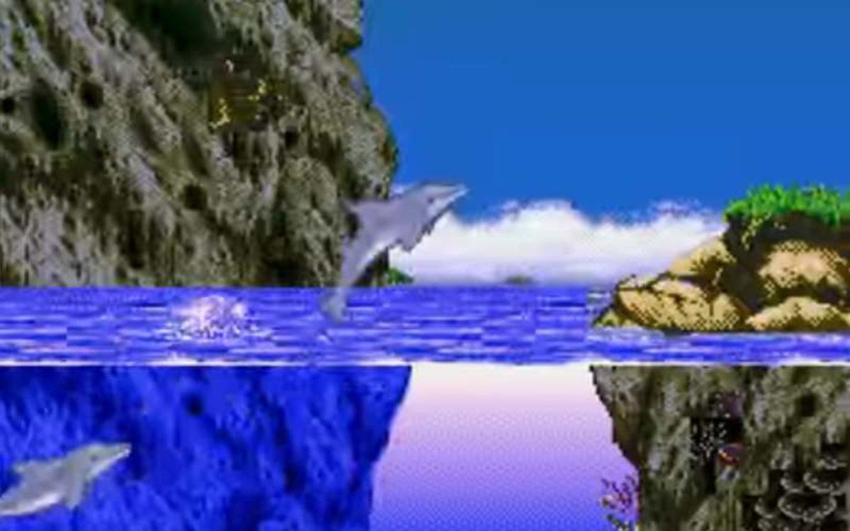 Ecco The Dolphin (1992) Mega Drive Classic Review
