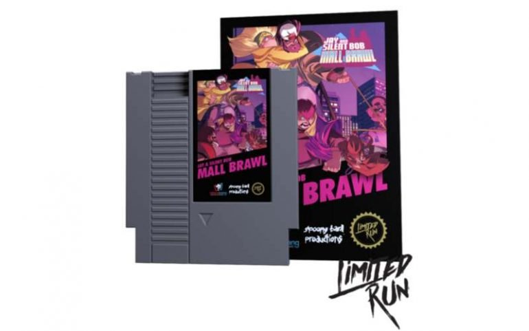 jay and silent bob mall brawl nes game