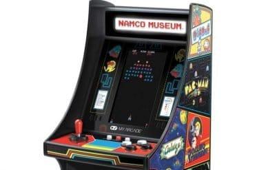 namco museum mini player