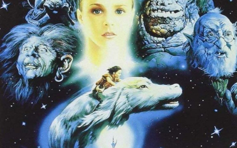 is the never ending story on netflix