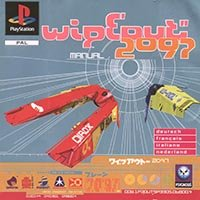 Wipeout 2097 Cover art