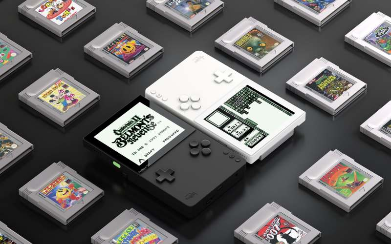 analogue pocket new handheld console for 2020