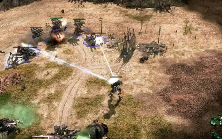 command and conquer 3 strategy games