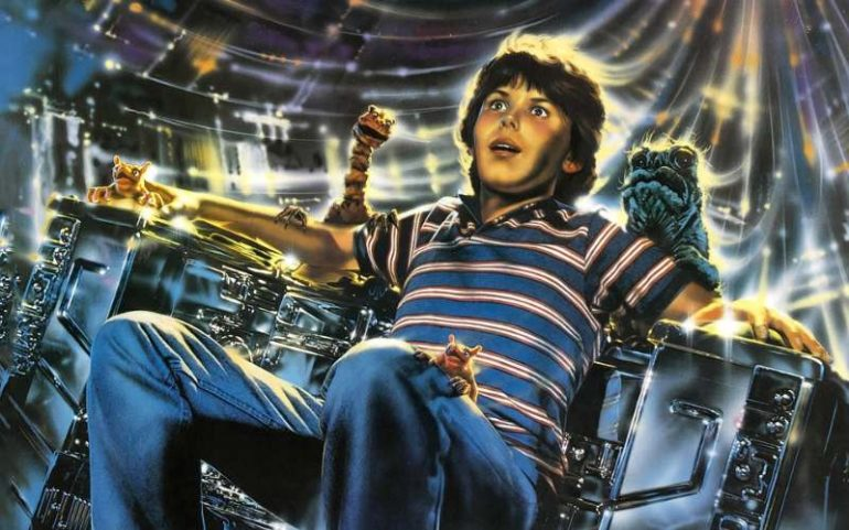 flight of the navigator 1986 movie