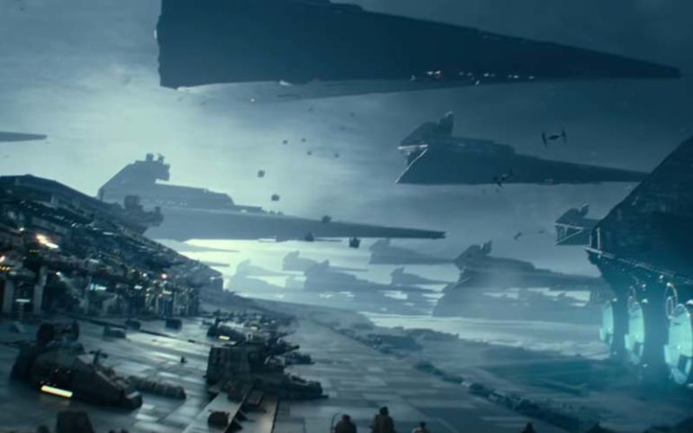 star wars episode 9 trailer screenshot
