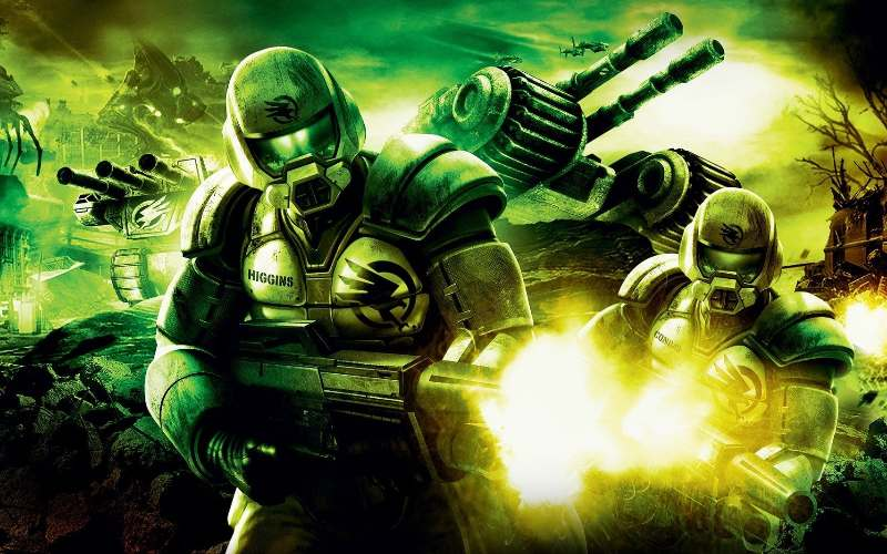 Command and conquer 3 artwork
