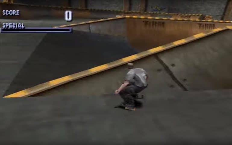 Tony Hawks Pro Skater Playstation