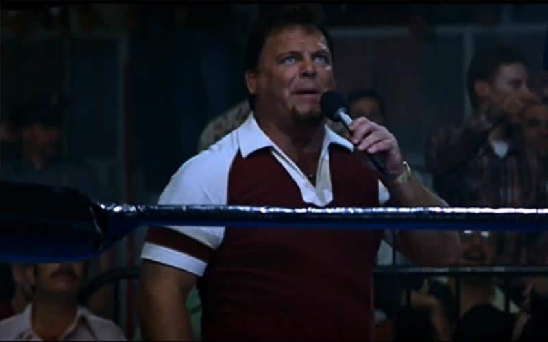 Jerry Lawler in Man on the Moon