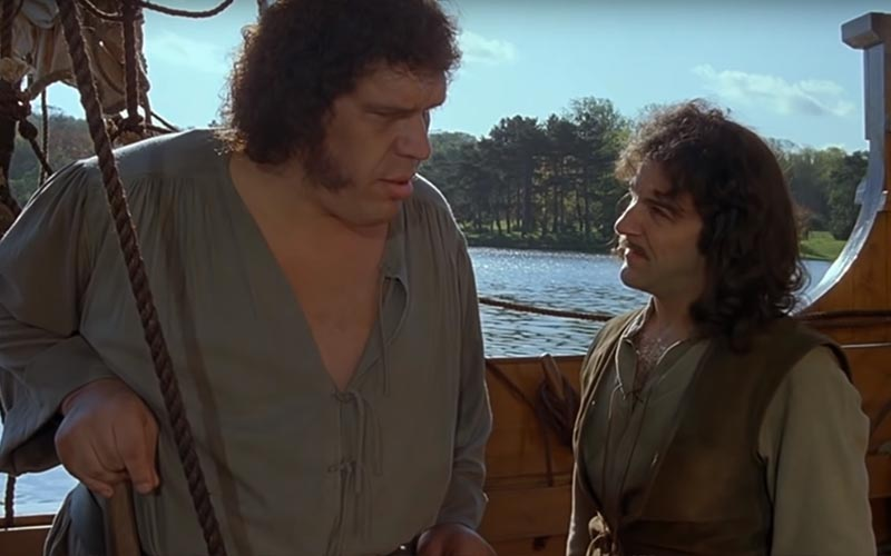 Andre The Giant, Princess Bride