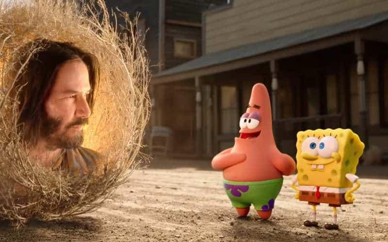 spongbob movie sponge on the run