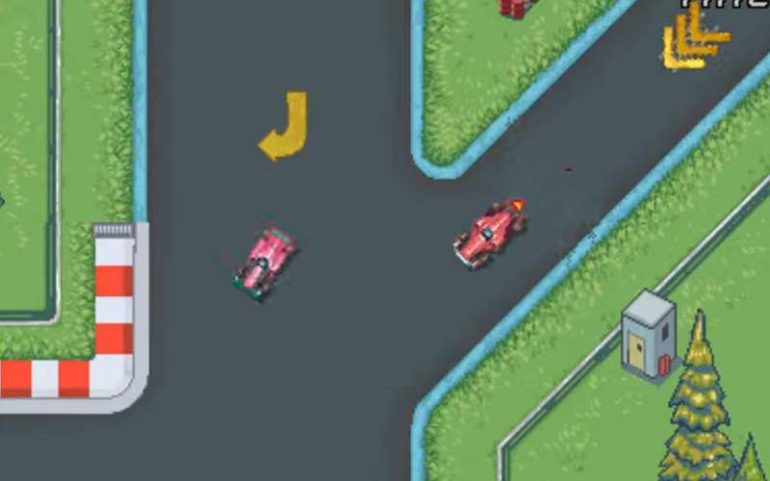 super arcade racing now on steam