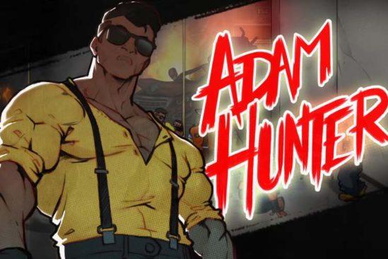 adam hunter streets of rage 4